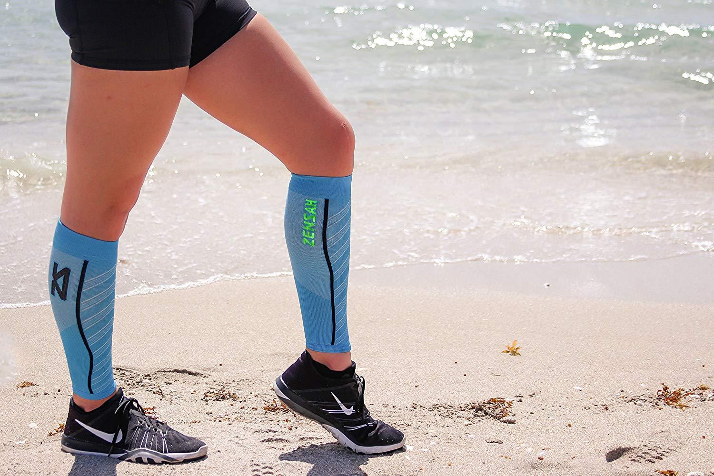 Zensah Featherweight Compression Leg Sleeves