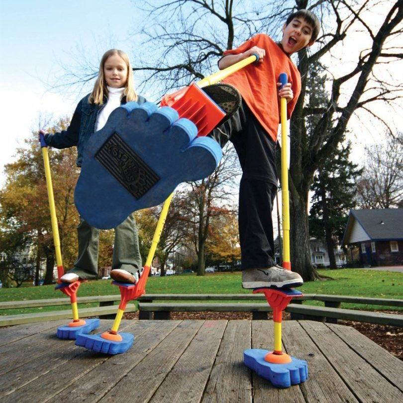 Stomp Walkers Stilts