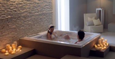 BIS MTS Whirlpool Bathtub