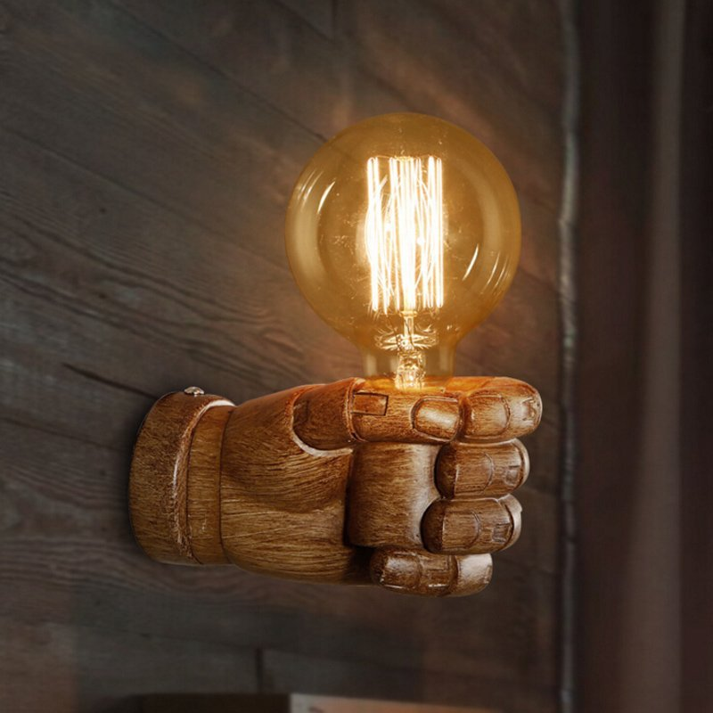 Edison Wall Light Lamp