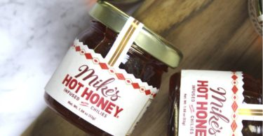 Mike's Hot Honey Mini Jar Case