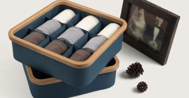 Oxford Drawer/Closet Organizer Box
