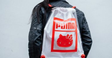 Puma Hello Kitty Gymsack