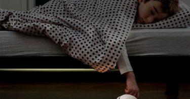 Under Bed Motion Light