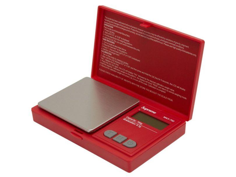 Supreme AWS MAX-700 Digital Scale