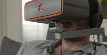 Cinera HD Swivel Arm Mounting 3D VR Headset