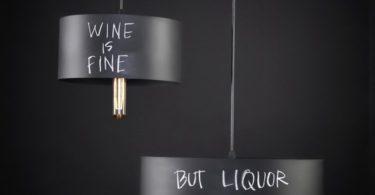 Chalkboard Pendant Lights by John Beck Steel