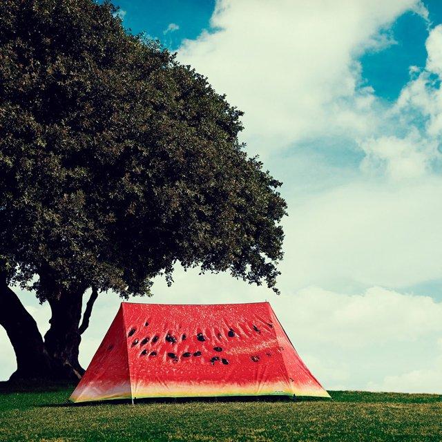 What a Melon Tent by FieldCandy