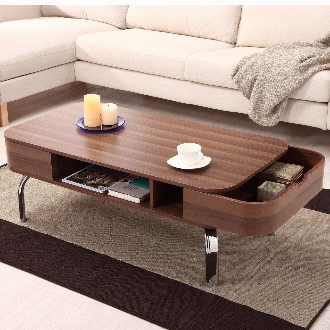 Lawson Coffee Table by Hokku Designs