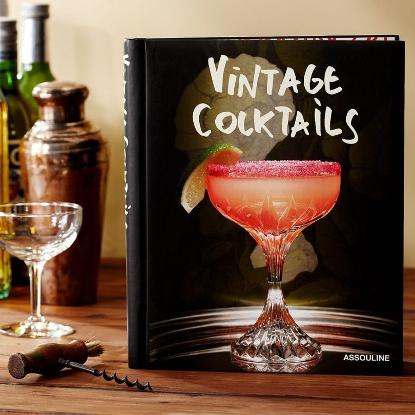 Vintage Cocktails by Assouline
