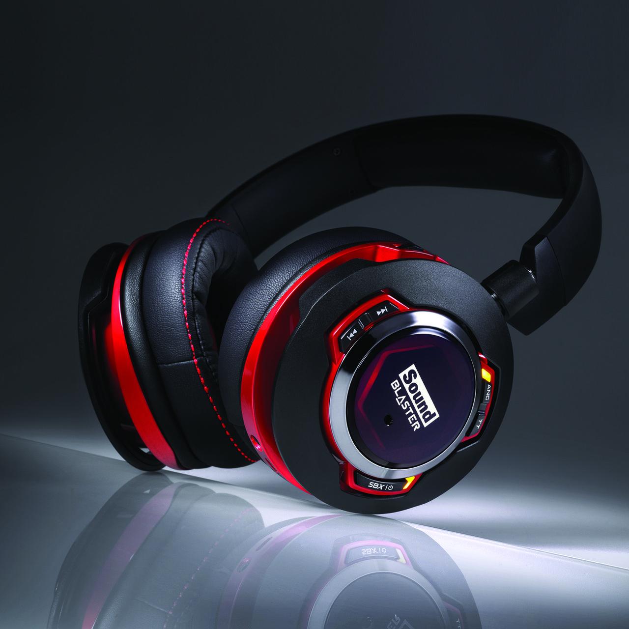 Sound Blaster EVO Wireless ZxR Gaming Headset