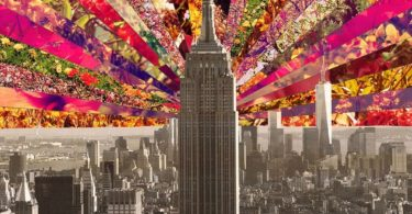 Blooming NY Print by Bianca Green