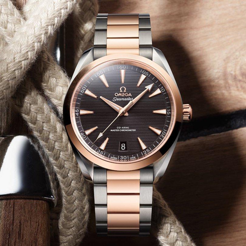 Omega Aqua Terra 150M Co-Axial Master Chronometer 41mm