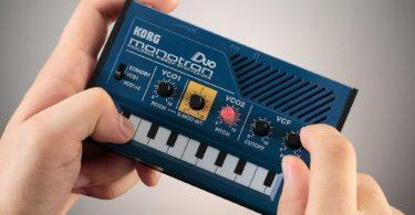 Korg Monotron Duo Synthesizer