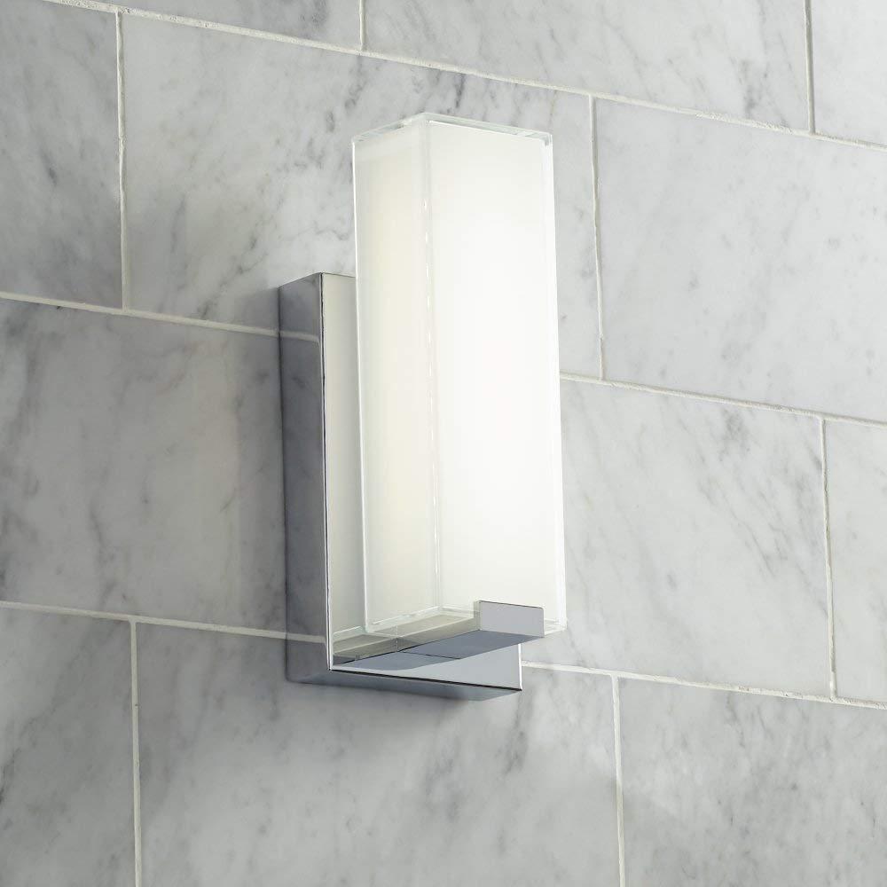 Possini Euro Savona 10 3/4″ High Chrome LED Wall Sconce
