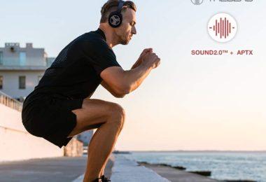 TREBLAB Z2 – Premium Wireless Over Ear Headphones
