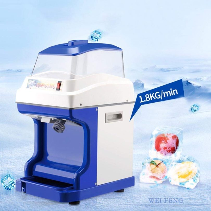 DTTX Ice Crusher Dellt-Automatic Ice Machine