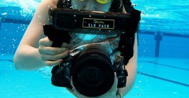 WPS10 Waterproof Camera Case by DiCAPac