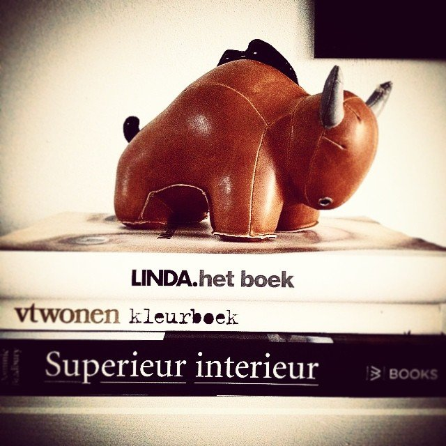Bull Buloo Bookend