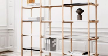 Woody High Shelves by Hay
