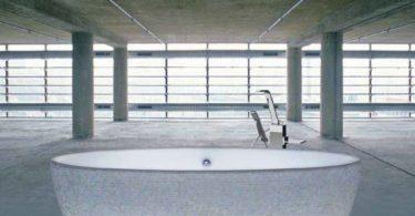 Dip Mosaic Lighting Tub
