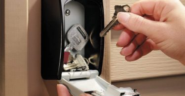 Master Lock 5401D Set Your Own Combination Wall Mount Lock Box