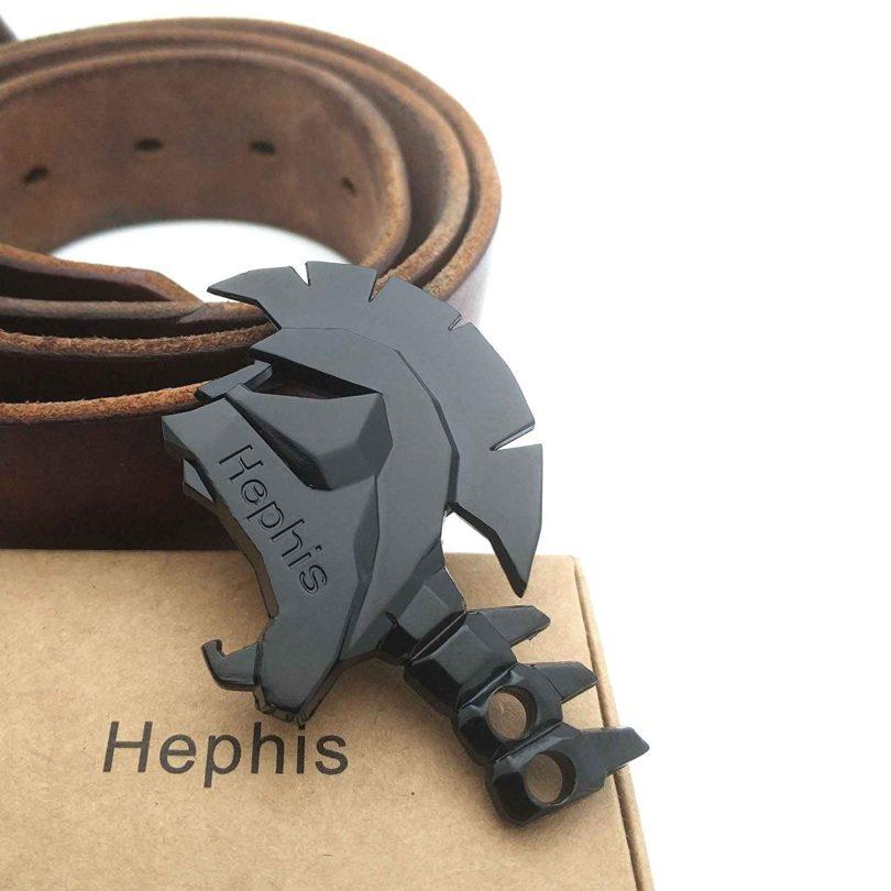 Hephis Skull keychain Bottle Opener