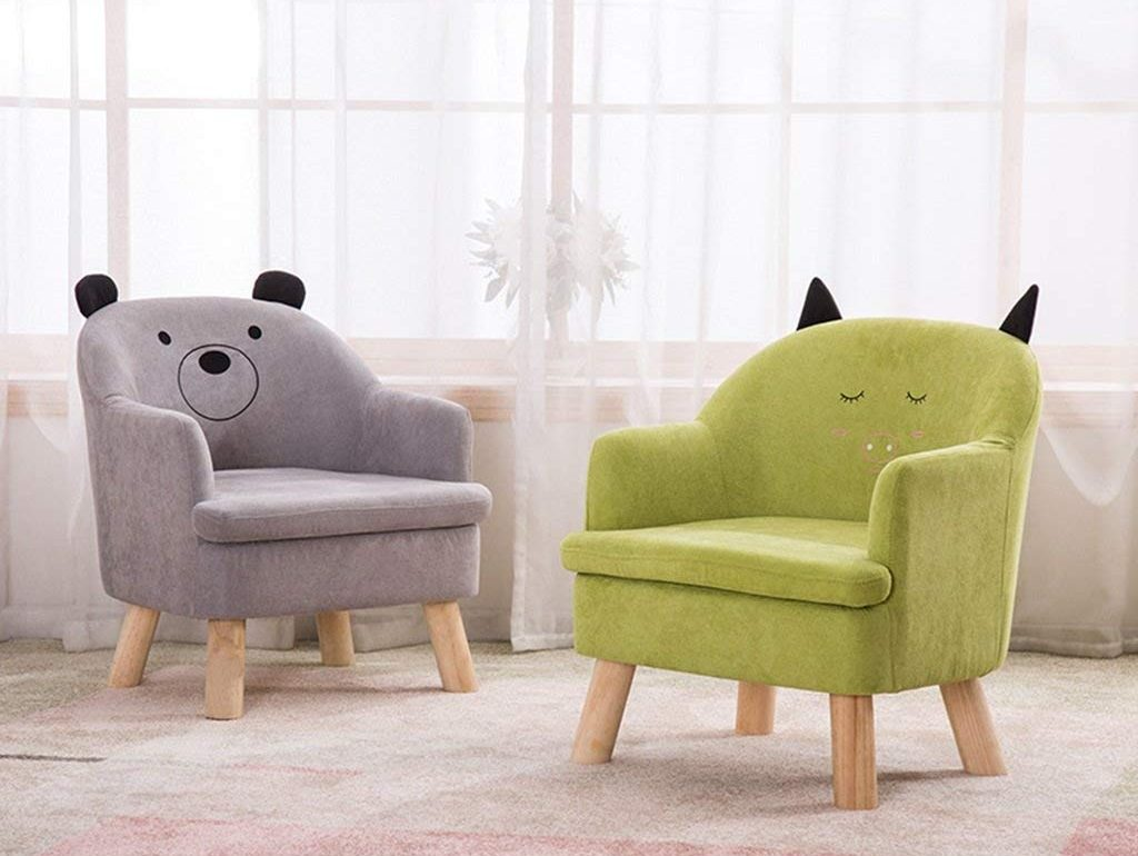 ALUS- Children's Sofa Cute Baby Reading Lazy Seat