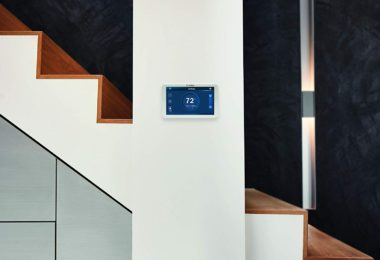 Bosch BCC100 Connected Control Wi-Fi Thermostat works with Alexa