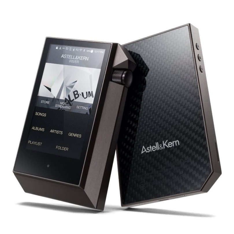Astell&Kern AK240 High Fidelity Audio System