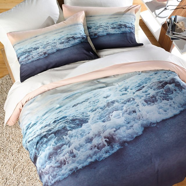 Crash Into Me Duvet Cover & Shams