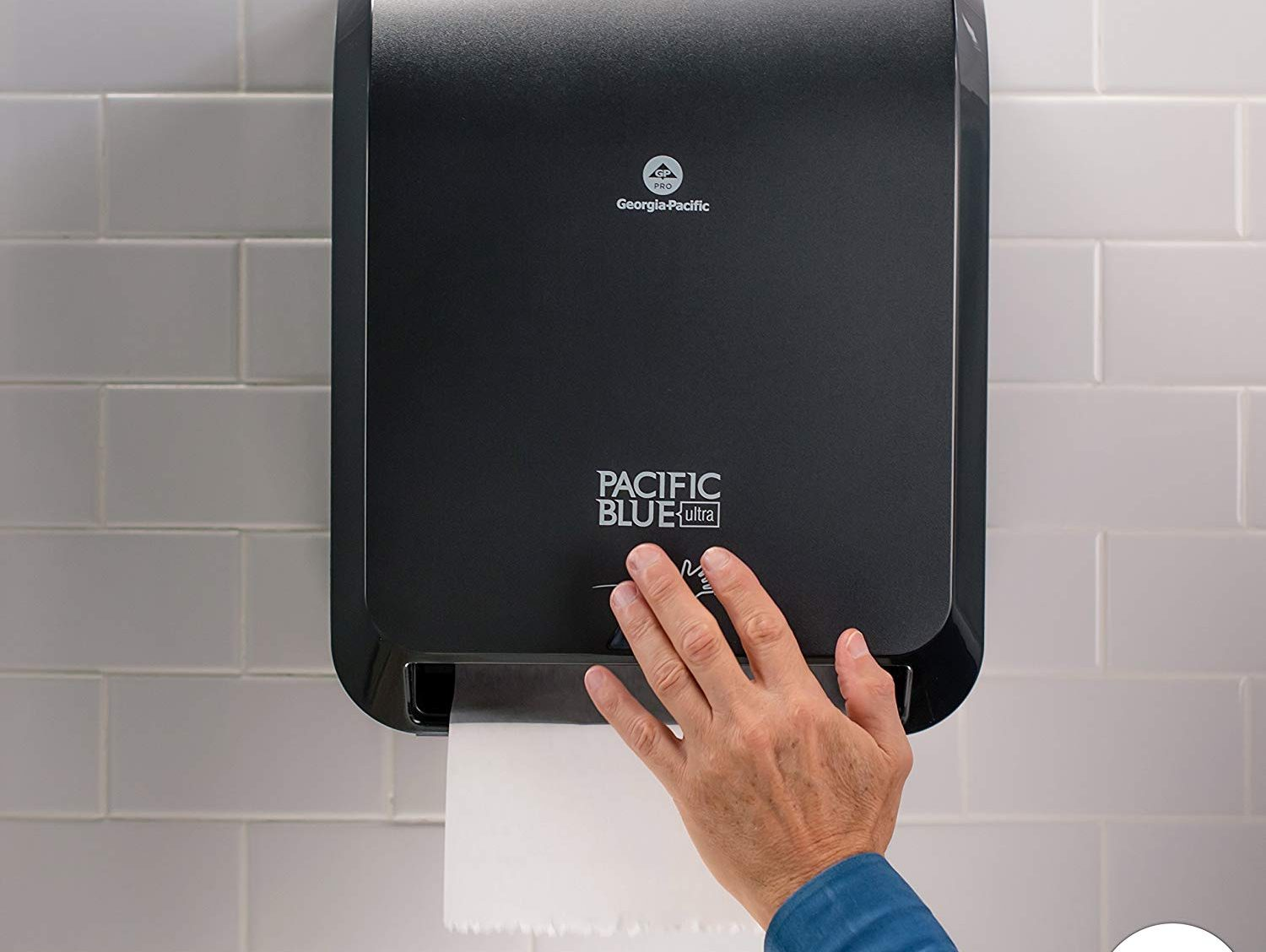 Pacific Blue Ultra Automated Paper Towel Dispenser