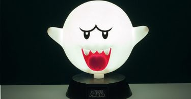Mario Brothers Boo 3D Light