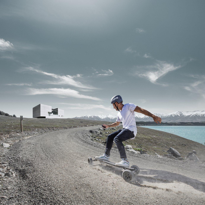 Evolve Skateboards Carbon GT Series