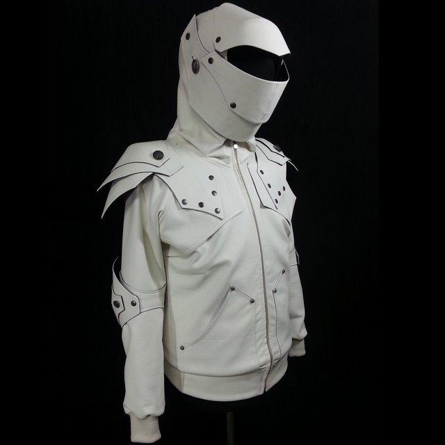 Sirius The White Knight Hoodie