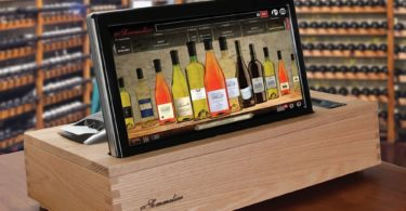 Digital Wine Cellar Management System