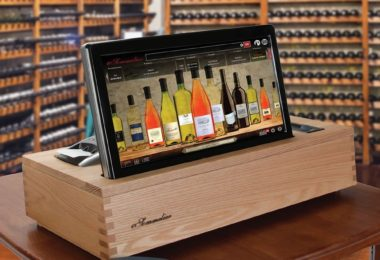 Digital Wine Cellar Management System