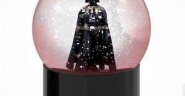 Star Wars Interactive Snow Globe Speaker
