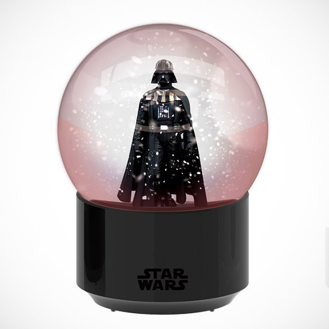 Star Wars Interactive Snow Globe Speaker