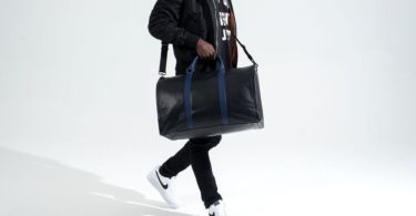 Hook and Albert Project 11 Garment Weekender Bag