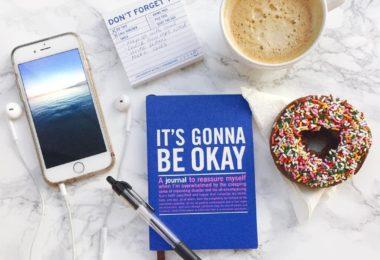 It's Gonna Be Okay Mini Inner-Truth Journal