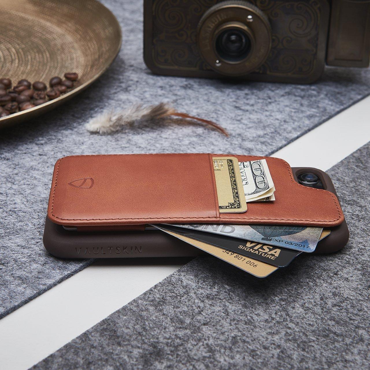 Vaultskin iPhone 7/8 Plus Wallet Case