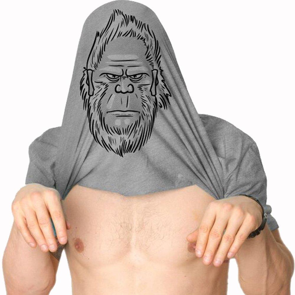 Has Anyone Seen A Yeti? Flip T-Shirt