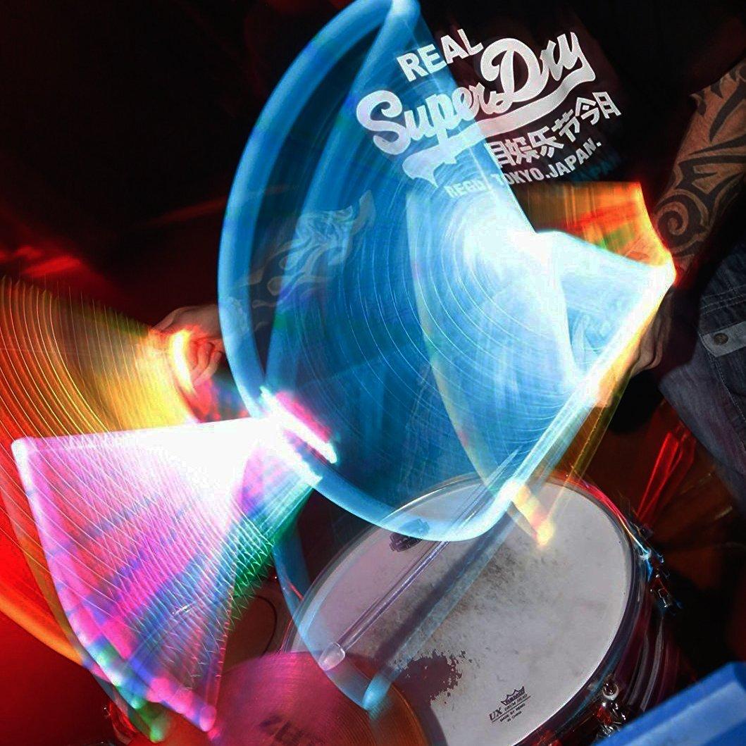 Rockstix 2 HD Color Changing Drumsticks