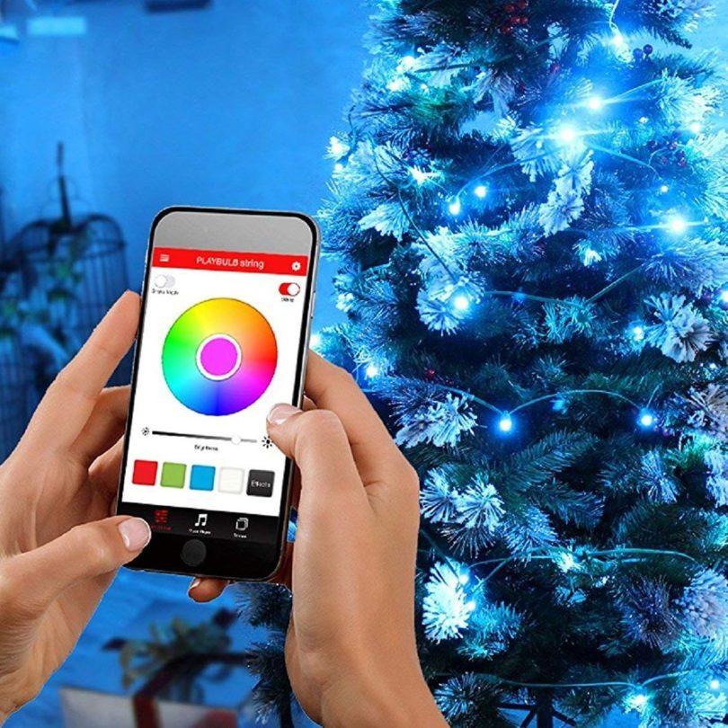 Playbulb String Smart LED Lights