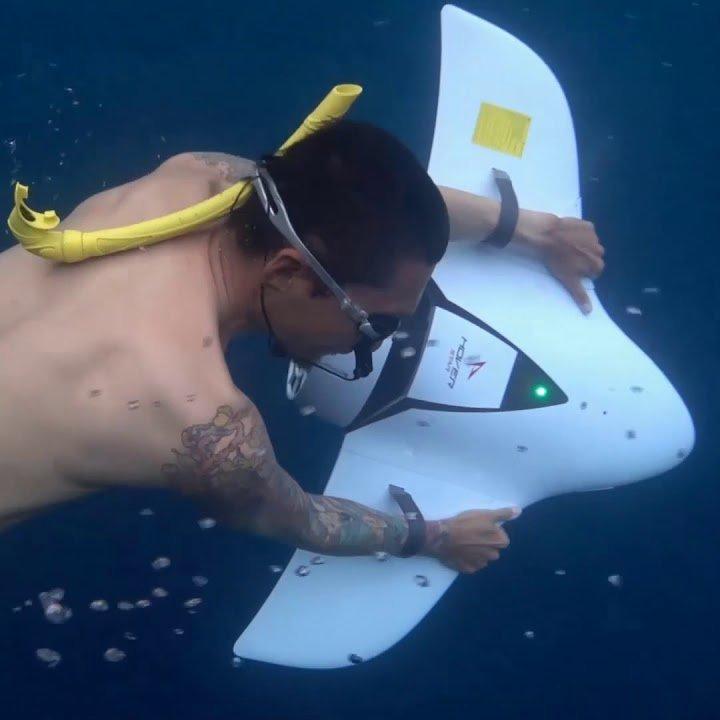 H2 AquaJet Dive
