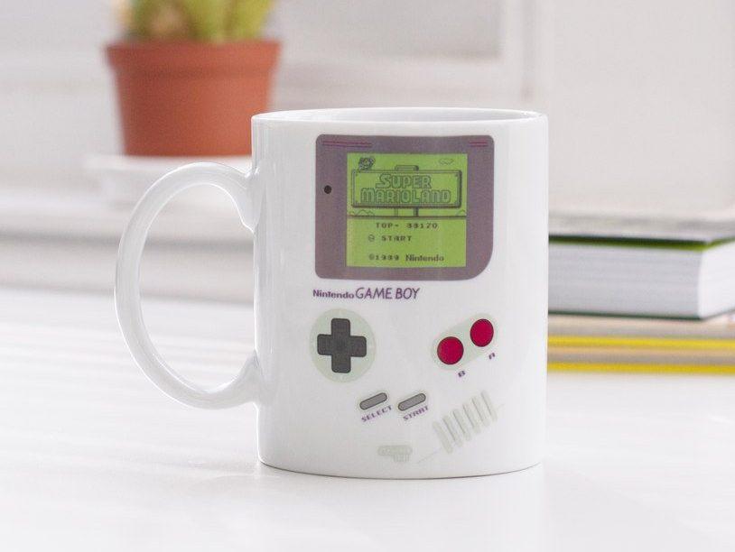 Game Boy Heat Change Coffee Mug