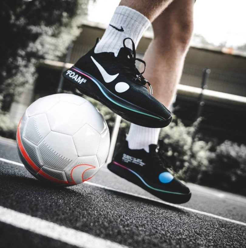 06b78512f8a1a Nike Zoom Fly Mercurial Off-White Black » Petagadget