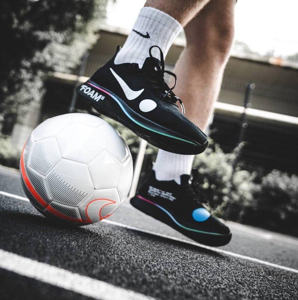 Nike Zoom Fly Mercurial Off-White Black