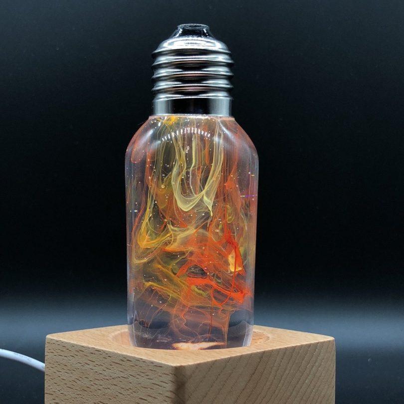 E.P.LIGHT Fancy Light Bulb